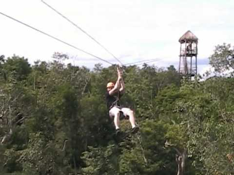 Chikin-Ha Maya Zip Lines – AllTourNative.com – near Tulum Mexico – Shaw Industries Vacation