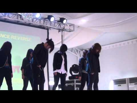 Beast / B2ST (Cover Group) - Fiction + Shock [Zombeast]