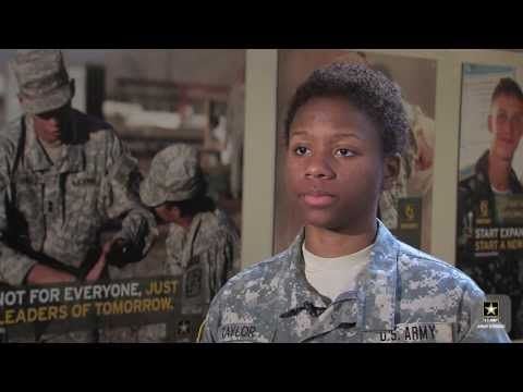 U.S. Army ROTC – Lessons in Leadership