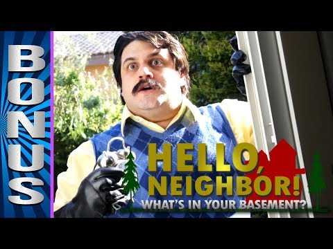 HELLO NEIGHBOR: Behind the Scenes of \