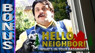 HELLO NEIGHBOR: Behind the Scenes of