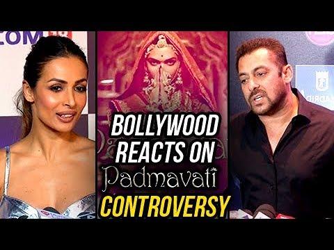 Padmavati Controversy | Bollywood REACTS | Salman