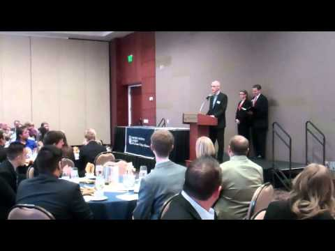 The NAU-The W. A. Franke College of Business' 46th Annual Scholars & Donors Breakfast was held on April 20, 2012. More than $340,000 was awarded for the 2012-2013 academic year. This is an opportunity for some of our donors to meet their recipients and for several alumni to re-connect.