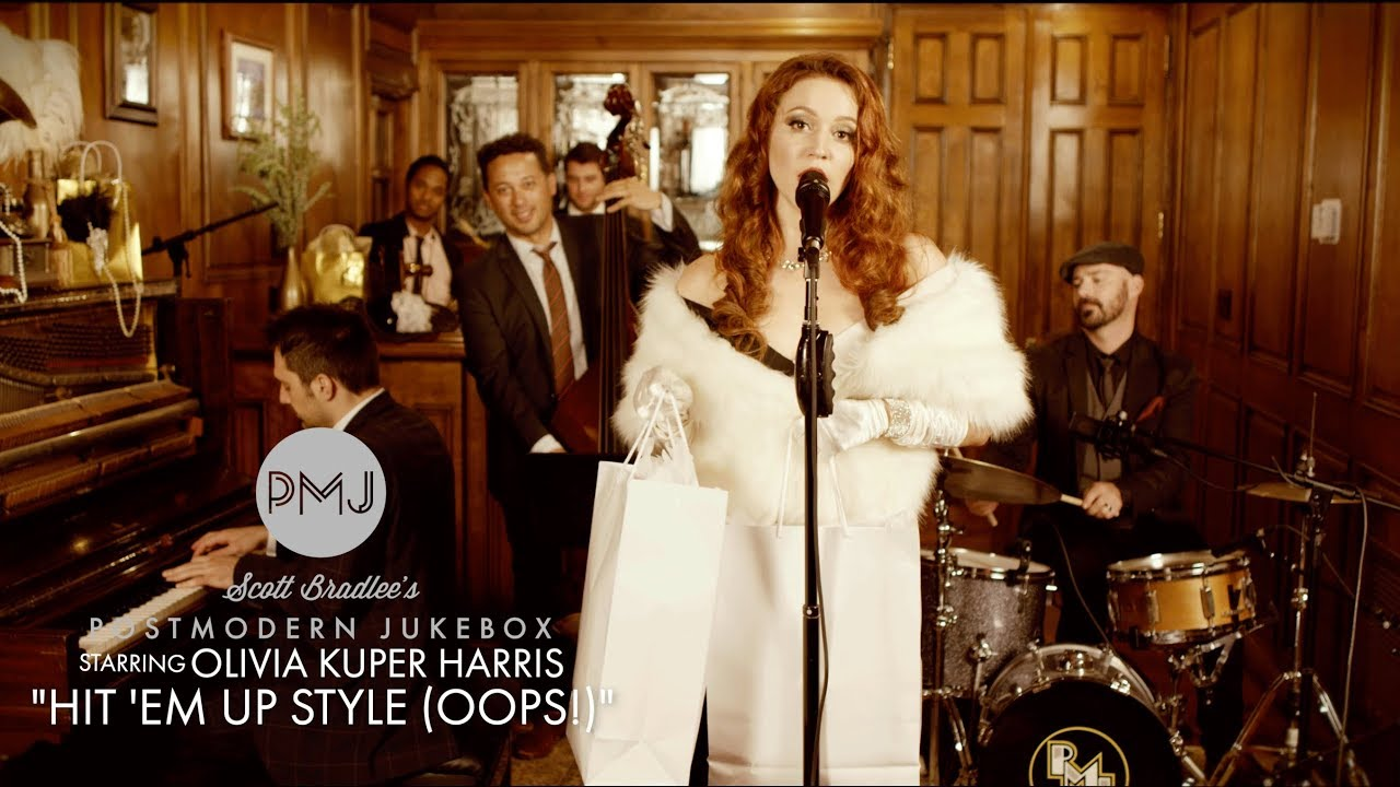 Hit 'Em Up Style (Oops!) – Blu Cantrell – Ella Fitzgerald Style Cover ft. Olivia Kuper Harris