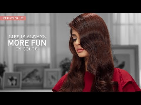 How Hair Color Can CHANGE Your Life - #GoNew With Hair Color Transformation | 'Life In Color'