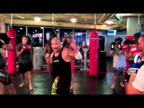Kuro Gonzalez – Muay Thai @ Triton Training Center, Redondo Beach, CA