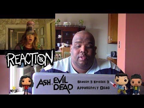 "Ash Vs Evil Dead: Season 3 Episode 3  ""Apparently Dead"" - Reaction"