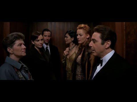 The Devil's Advocate - elevator scene