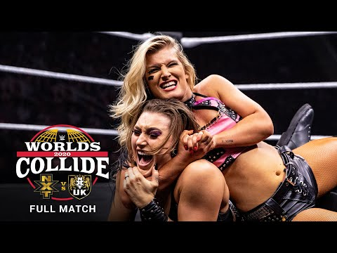 FULL MATCH - Rhea Ripley vs. Toni Storm – NXT Women's Championship Match: WWE Worlds Collide 2020