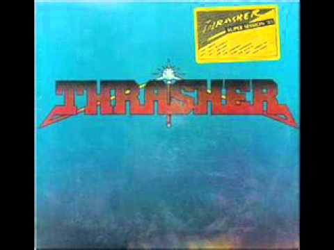 Thrasher she likes it rough online metal music video by THRASHER