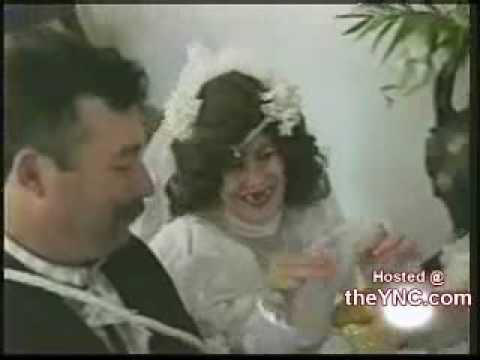 El blooper de la novia