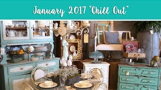 January 2017: Chill Out