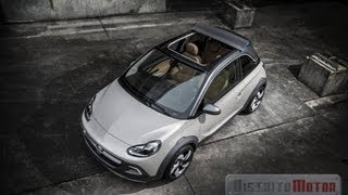 Opel Adam Rocks Concept ENGLISH VERSION