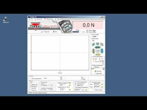 Torbal FM measurement software