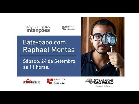 Segundas Intenções - Raphael Montes
