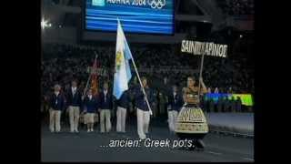 Athens 2004 Olympic Games - Opening Ceremony, English Subs&Greek Commentary Download