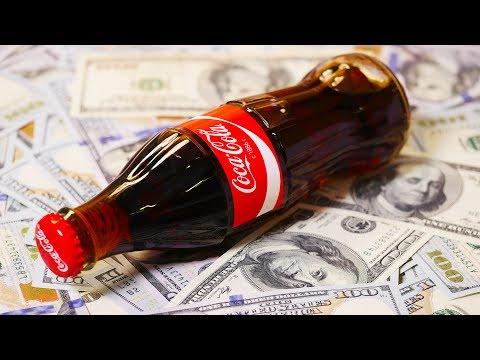 EXPERIMENT COCA COLA & DOLLARS