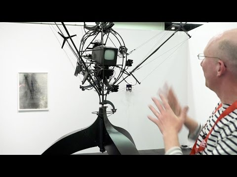 Interview with Björn Schülke, Bitforms Gallery at Art Cologne 2015