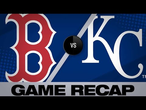 Betts, Vazquez Lead Red Sox To Win - 6/6/19