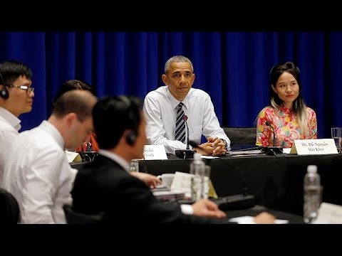Βιετνάμ: Συνάντηση Ομπάμα με ακτιβιστές στο Ανόι