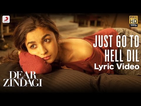 Just Go to Hell Dil (Lyric Video) (OST by Sunidhi Chauhan)