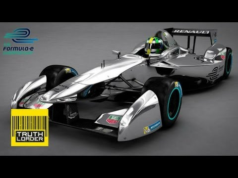 A.$.E. - The company behind Formula E, the championship for all electric racing cars which is due to hold its first race in 2014, have released official photographs o...