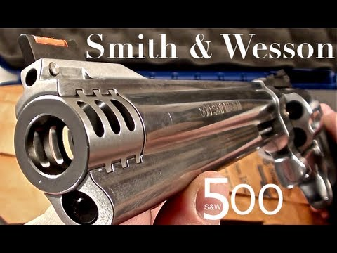 500 S&W Magnum - Preview - The Ultimate Big Gun