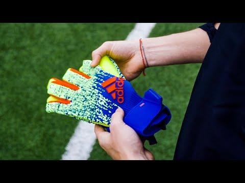 Adidas Predator PRO  - Goalkeeper Gloves Test