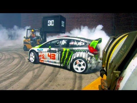 DC SHOES: GYMKHANA FOUR-BONUS EDIT