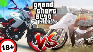Motos - Grau de Moto - Hornet - Yamaha XJ6 - Carros➞ Vídeo Novo ➞ https://youtu.be/RkDxrsloF2QVeja Também:➞ NAMORADA NO GTA - https://youtu.be/B5WooL17xO8➞ DRIFT DE CAMARO - https://youtu.be/RKYGh5PFN5Y➞ MAIOR ENCONTRO DE SOM - https://youtu.be/KYifnCumG3QGTA Mods - Renato Garcia - GTA Multiplayer - MotosDUDU MOURA• Twitter - https://twitter.com/DuduMouraEx• Youtube - https://www.youtube.com/DuduMouraEx• Facebook - https://www.facebook.com/DuduMouraEx• Instagram - https://www.instagram.com/DuduMouraEx• Google Plus - https://plus.google.com/+DuduMouraExEXETRIZE• Twitter - https://twitter.com/Exetrize• Facebook - https://www.facebook.com/Exetrize