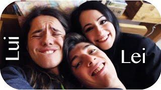 Lui e Lei TAG (ft. Human Safari) ♡ Shanti Lives