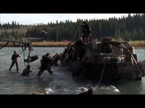 Behind The Scenes: The Revenant Movie, Featurettes – Leonardo DiCaprio, Tom Hardy