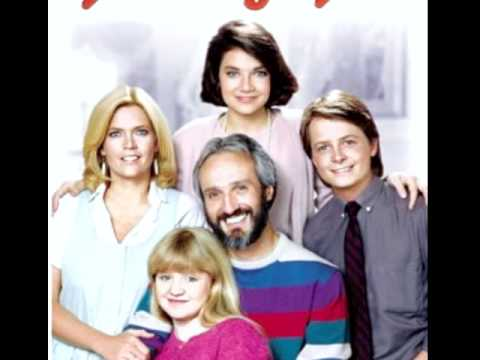 TV Themes ~ Family Ties (HQ Audio)