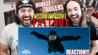 Honest Trailers -  MISSION: IMPOSSIBLE -  FALLOUT REACTION!!! by The Reel Rejects