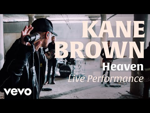 Video Heaven (Official Live Performance) | Vevo x Kane Brown download in MP3, 3GP, MP4, WEBM, AVI, FLV January 2017