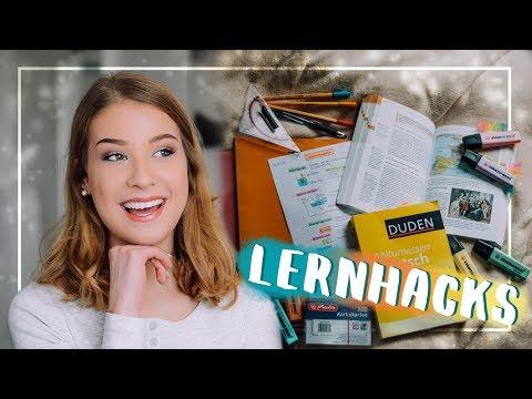 LERNHACKS/LERNTIPPS // JustSayEleanor ♡ (Gute Noten, Schulstress) (видео)