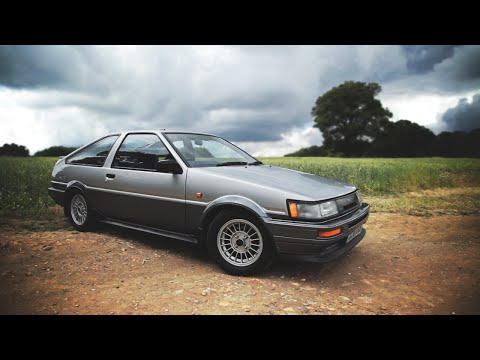 Toyota AE86 Review: Why Japan's Iconic Coupe Is More Than An Initial D Legend