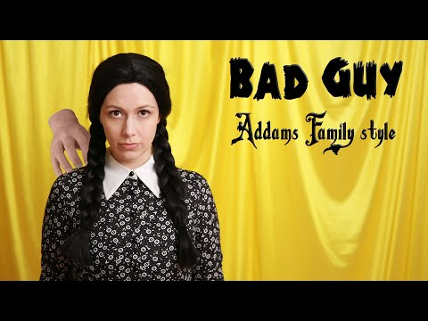 "Billie Eilish  ""Bad Guy"" Cover by Whitney Avalon"