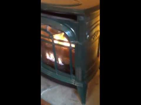 Vermont Castings Stardance Vent Free Stove