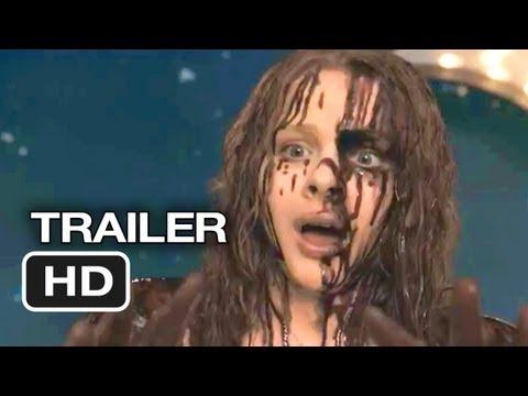 Carrie Official Trailer #1 (2013) - Chloe Moretz, Julianne Moore Movie HD (видео)