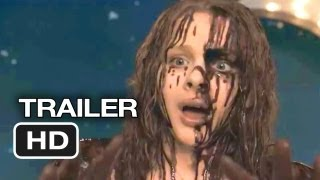 Carrie Official Trailer #1 (2013) - Chloe Moretz, Julianne Moore Movie HD