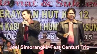 Video Joel Simorangkir Feat Century Trio  AEK SIBUNDONG MP3, 3GP, MP4, WEBM, AVI, FLV Agustus 2018