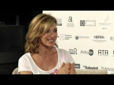 Entrevista a Helena López en el #DPECV2014