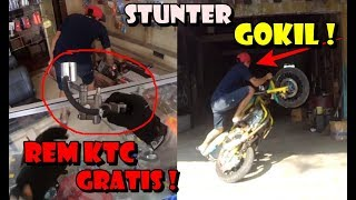 Video BENGKEL RECOMEND STUNTRIDER GOKIL ! DAPET MASTER KTC FREE MP3, 3GP, MP4, WEBM, AVI, FLV April 2019