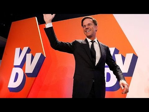 Mαρκ Ρούτε: Στην Ολλανδία νικήσαμε τον λαϊκισμό