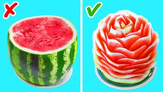 19 FRUIT HACKS THAT WORK MIRACLES IN YOUR KITCHEN