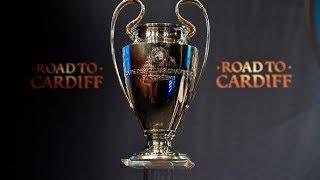 Финал лиги чемпионов UEFA в Кардиффе - меры безопасности