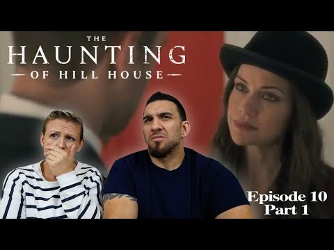 The Haunting of Hill House Episode 10 'Silence Lay Steadily' Part 1 REACTION!!