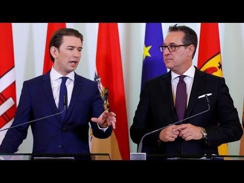 Österreichs Regierung verschärft das Asylrecht