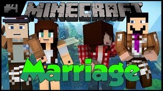 Minecraft Marriage | BABY, BABY, BABY, OH  | Episode 4 ft SlyFoxHound, GoldenBlackHawk&RachelKip